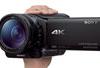 Sony Handycam FDR-AX100/B 4K Ultra HD Camcorder