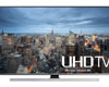 Samsung UN55JU7100 55-Inch 4K Ultra HD Smart LED 3D TV