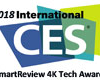 CES 2018: Smart-Review 4K Technology Awards
