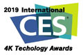 CES 2019: SmartReview.com  4K Technology Awards